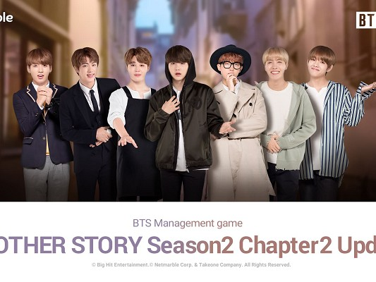 《BTS WORLD》迎更新 Another Story全新章節登場